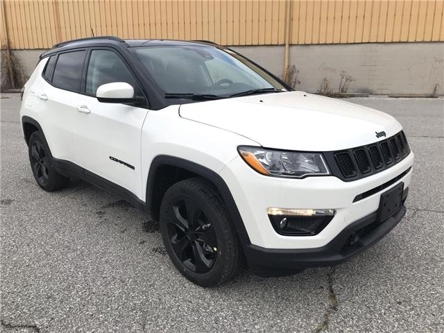 2021 Jeep Compass Altitude (Stk: 210155) in Windsor - Image 1 of 14