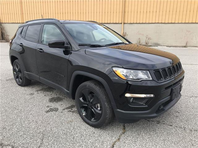 2021 Jeep Compass Altitude (Stk: 210158) in Windsor - Image 1 of 14