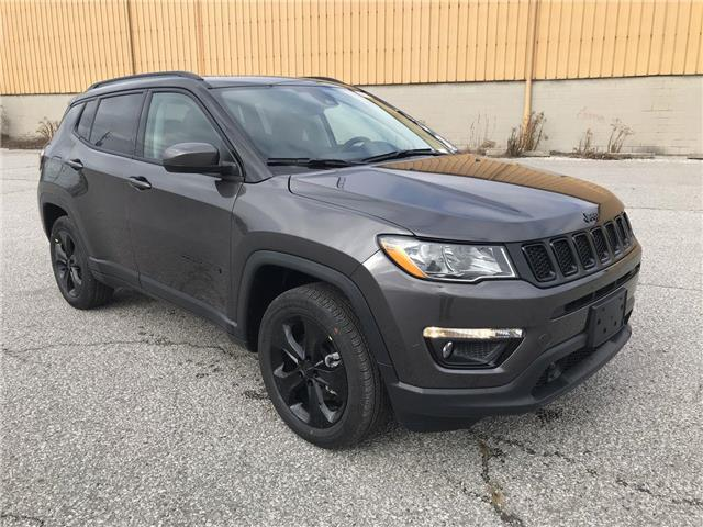 2021 Jeep Compass Altitude (Stk: 210157) in Windsor - Image 1 of 14