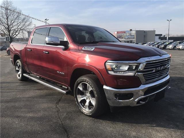 2019 RAM 1500 Laramie (Stk: 45332) in Windsor - Image 1 of 14