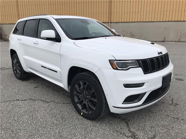 2021 Jeep Grand Cherokee Overland (Stk: 210209) in Windsor - Image 1 of 14