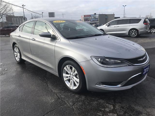 2015 Chrysler 200 Limited (Stk: 2910A) in Windsor - Image 1 of 12