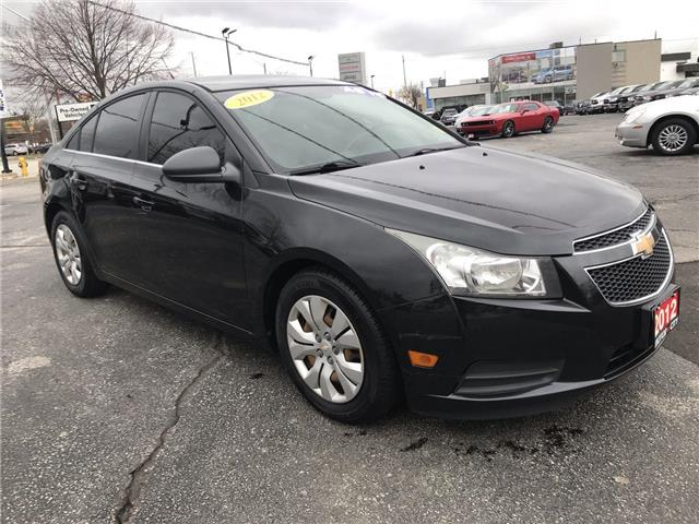 2012 Chevrolet Cruze LS (Stk: 210154A) in Windsor - Image 1 of 11