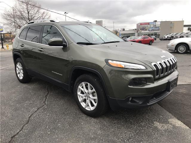 2018 Jeep Cherokee North (Stk: 45361) in Windsor - Image 1 of 12