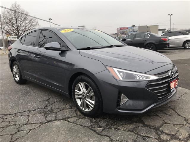 2019 Hyundai Elantra Preferred (Stk: 210141A) in Windsor - Image 1 of 13