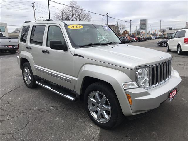 2009 Jeep Liberty Limited Edition (Stk: 210163A) in Windsor - Image 1 of 13