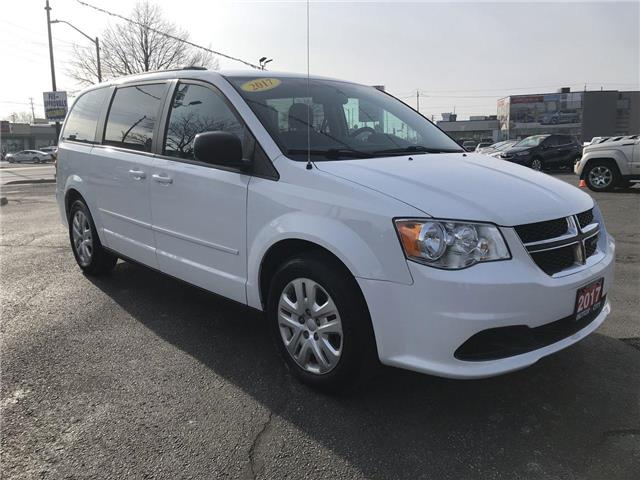 2017 Dodge Grand Caravan CVP/SXT (Stk: 2816A) in Windsor - Image 1 of 11