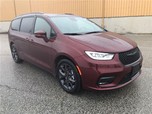 2021 Chrysler Pacifica Touring-L Plus (Stk: 210242) in Windsor - Image 1 of 14