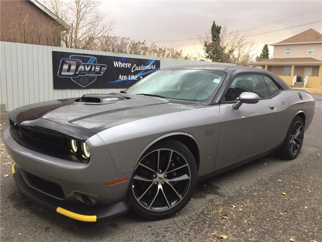 2017 Dodge Challenger R/T 392 (Stk: 11645) in Fort Macleod - Image 1 of 21