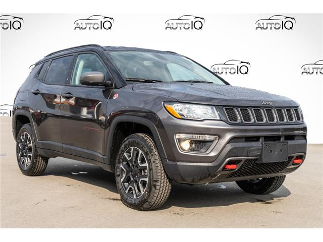 2021 Jeep Compass Trailhawk (Stk: 44218) in Innisfil - Image 1 of 29