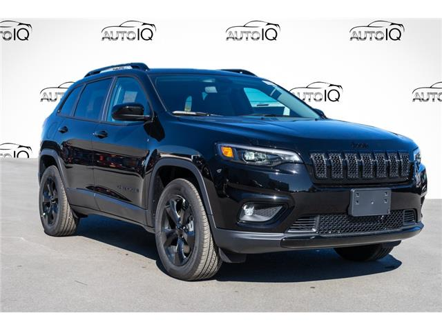 2021 Jeep Cherokee Altitude (Stk: 44151) in Innisfil - Image 1 of 29