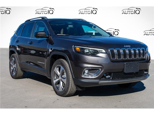 2021 Jeep Cherokee Limited (Stk: 44160) in Innisfil - Image 1 of 30