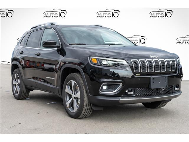 2021 Jeep Cherokee Limited (Stk: 44181) in Innisfil - Image 1 of 30