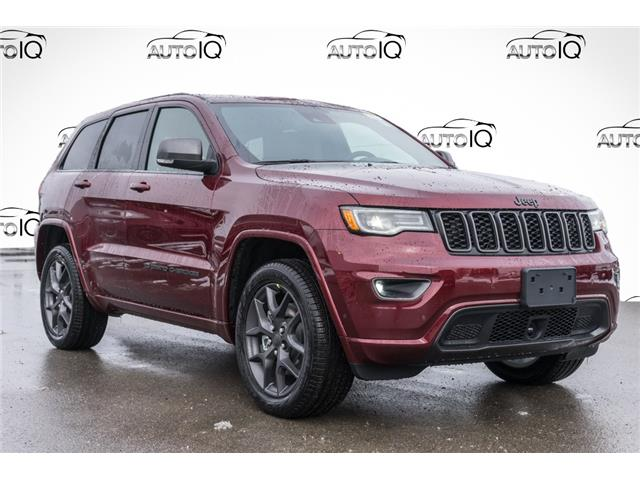 2021 Jeep Grand Cherokee Limited (Stk: 44311) in Innisfil - Image 1 of 30