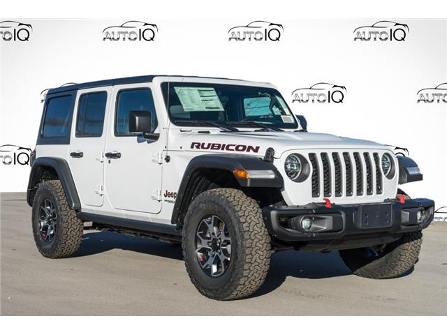 2021 Jeep Wrangler Unlimited Rubicon (Stk: 44259) in Innisfil - Image 1 of 22