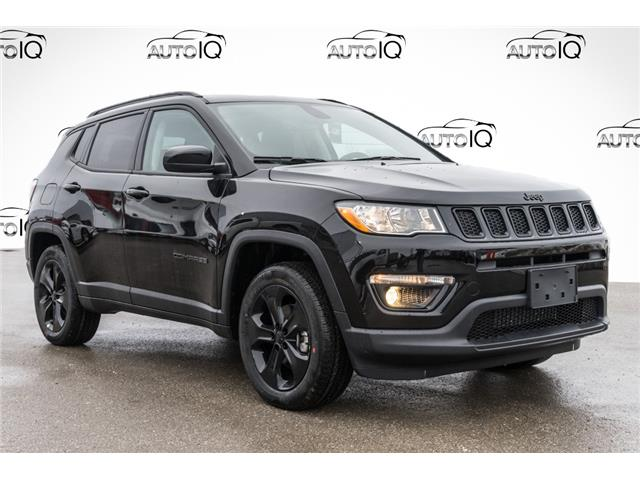 2021 Jeep Compass Altitude (Stk: 44388) in Innisfil - Image 1 of 25