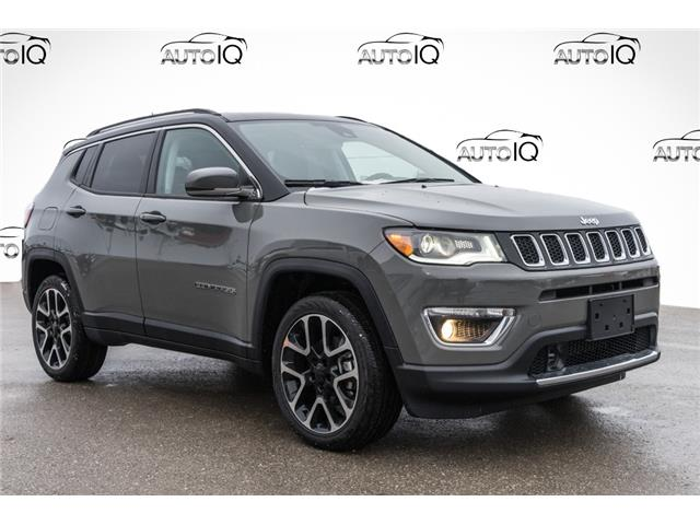 2021 Jeep Compass Limited (Stk: 44376) in Innisfil - Image 1 of 26