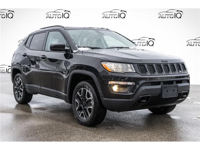 2021 Jeep Compass Sport (Stk: 44337) in Innisfil - Image 1 of 22