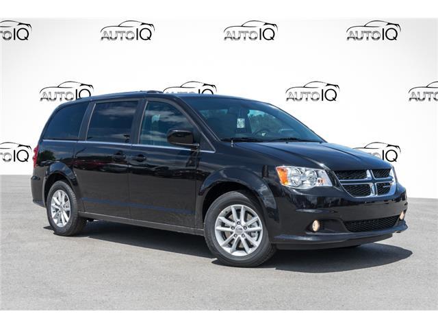 2020 Dodge Grand Caravan Premium Plus (Stk: 34092) in Barrie - Image 1 of 27