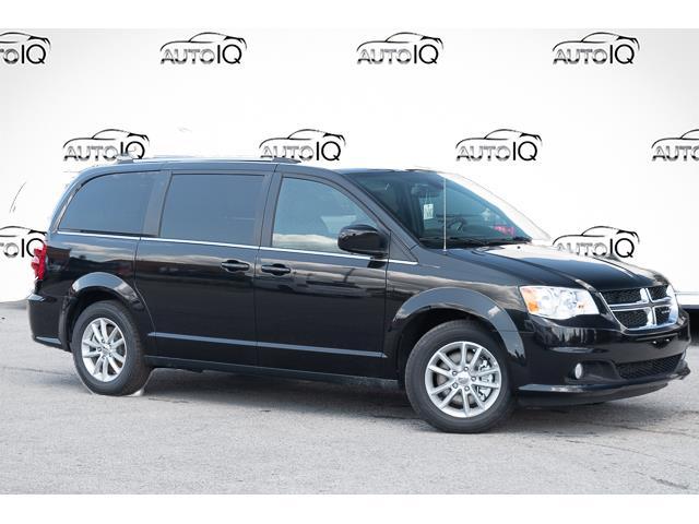 2020 Dodge Grand Caravan Premium Plus (Stk: 34066) in Barrie - Image 1 of 22