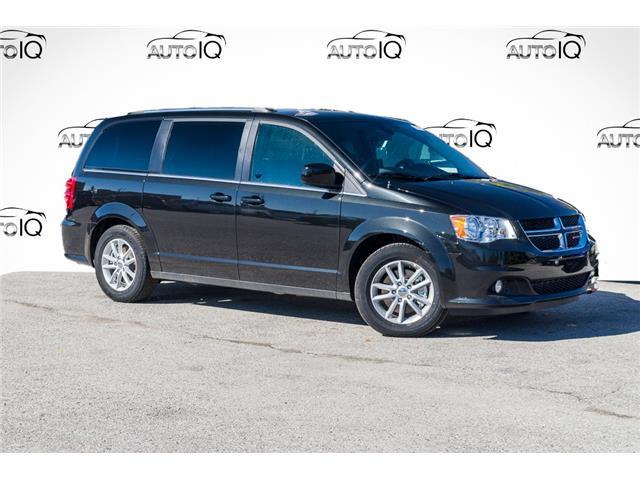 2020 Dodge Grand Caravan Premium Plus (Stk: 34502) in Barrie - Image 1 of 27
