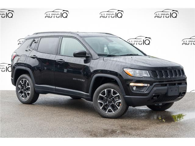 2021 Jeep Compass Sport (Stk: 34433) in Barrie - Image 1 of 26