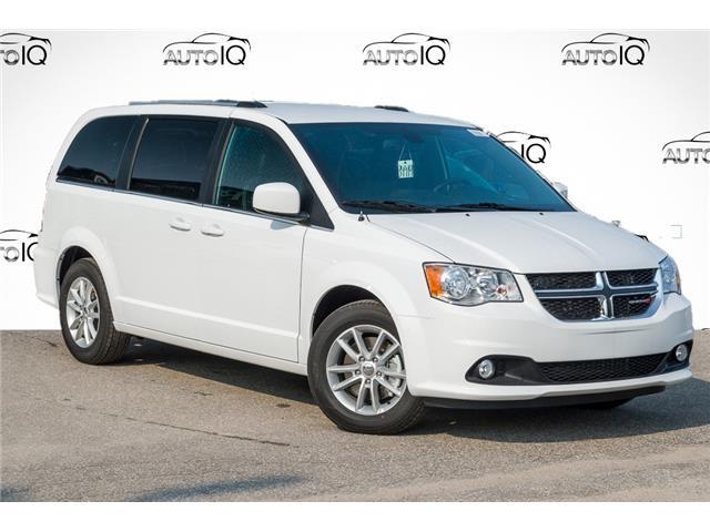 2020 Dodge Grand Caravan Premium Plus (Stk: 34425) in Barrie - Image 1 of 26
