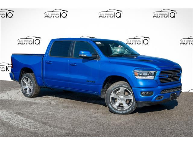 2020 RAM 1500 Rebel (Stk: 34293) in Barrie - Image 1 of 28