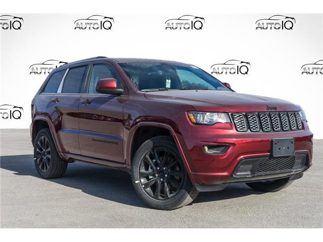 2021 Jeep Grand Cherokee Laredo (Stk: 34495) in Barrie - Image 1 of 27