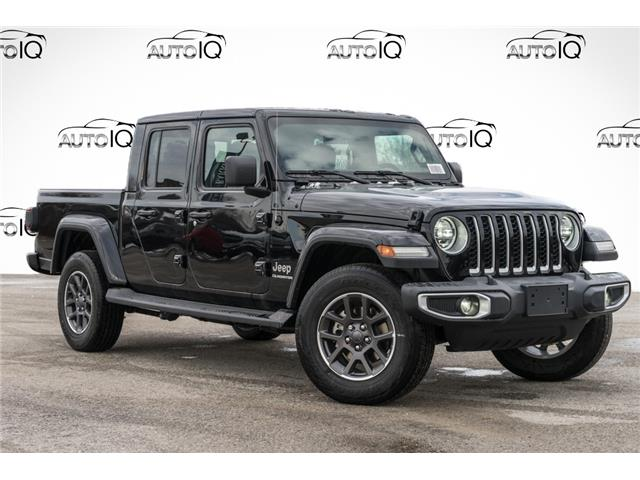 2021 Jeep Gladiator Overland (Stk: 34533) in Barrie - Image 1 of 26