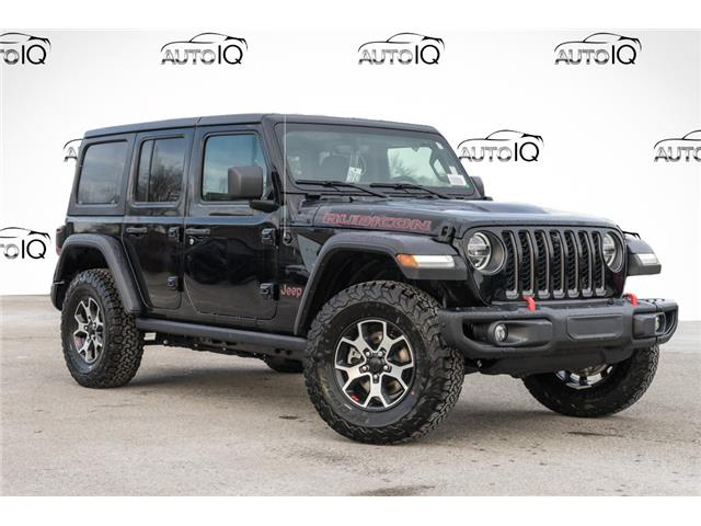 2021 Jeep Wrangler Unlimited Rubicon (Stk: 34569) in Barrie - Image 1 of 22