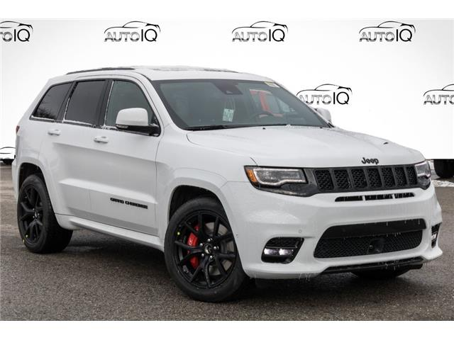 2021 Jeep Grand Cherokee SRT (Stk: 34629) in Barrie - Image 1 of 28