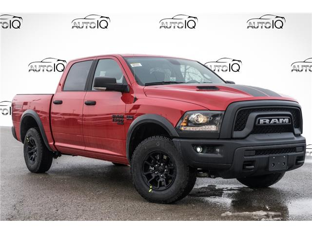 2021 RAM 1500 Classic SLT (Stk: 34652) in Barrie - Image 1 of 23