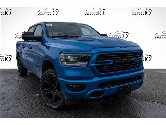 2021 RAM 1500 Sport (Stk: 34712) in Barrie - Image 1 of 24