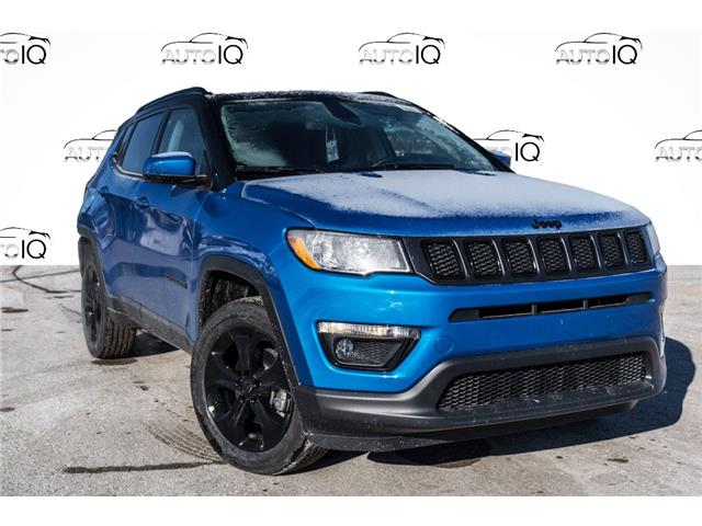 2021 Jeep Compass Altitude (Stk: 34689) in Barrie - Image 1 of 25