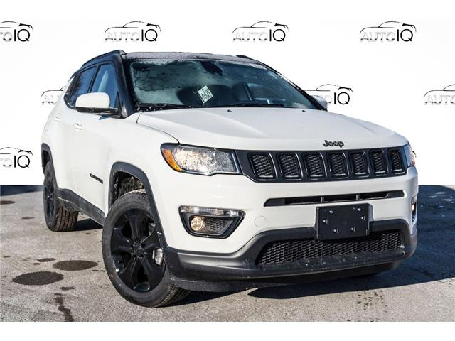 2021 Jeep Compass Altitude (Stk: 34688) in Barrie - Image 1 of 26