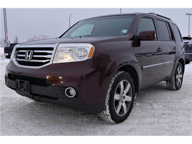 2012 Honda Pilot Touring (Stk: B0151C) in Lloydminster - Image 1 of 21