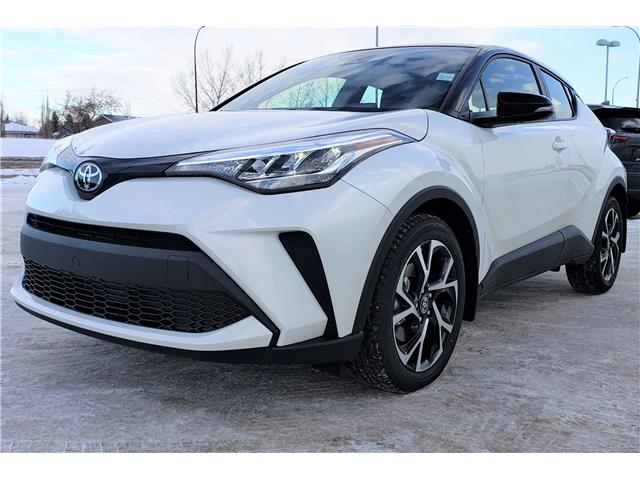 2021 Toyota C-HR XLE Premium (Stk: CRM035) in Lloydminster - Image 1 of 18