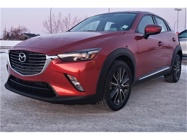 2016 Mazda CX-3 GT (Stk: B0182) in Lloydminster - Image 1 of 14