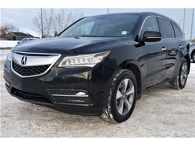 2015 Acura MDX Base (Stk: SQM051A) in Lloydminster - Image 1 of 4