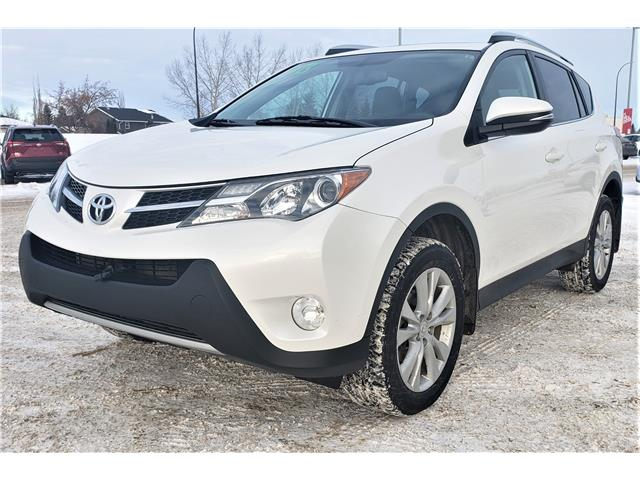 2013 Toyota RAV4 Limited (Stk: RAM036A) in Lloydminster - Image 1 of 12