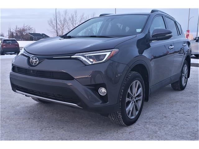 2016 Toyota RAV4 Limited (Stk: HIL124A) in Lloydminster - Image 1 of 8