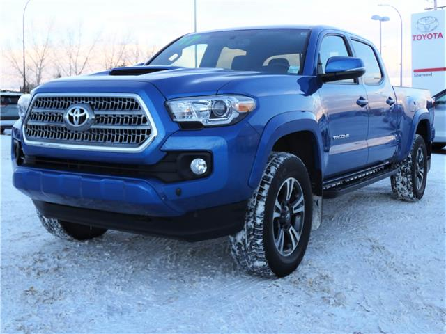 2017 Toyota Tacoma TRD Sport (Stk: RAM028A) in Lloydminster - Image 1 of 23