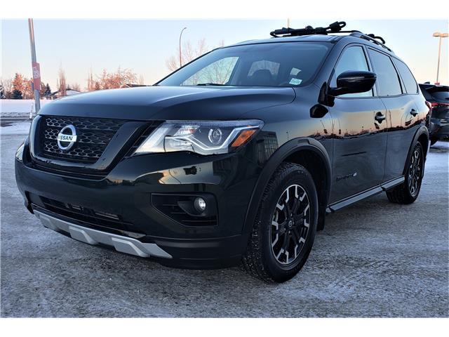 2020 Nissan Pathfinder SV Tech (Stk: RAL154B) in Lloydminster - Image 1 of 20