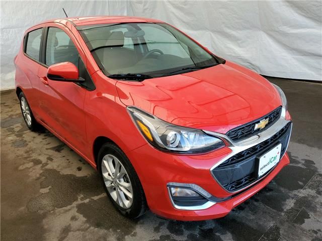 2019 Chevrolet Spark 1LT CVT (Stk: IU2067R) in Thunder Bay - Image 1 of 13