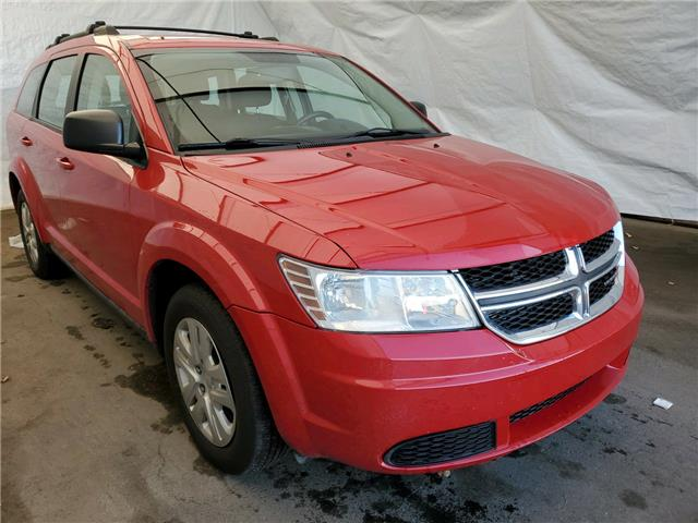 2016 Dodge Journey CVP/SE Plus (Stk: IU2051) in Thunder Bay - Image 1 of 13