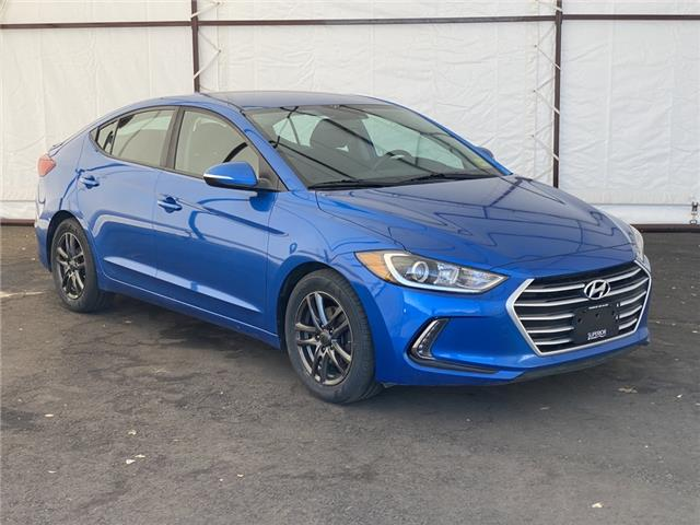 2017 Hyundai Elantra GL (Stk: 17013BO) in Thunder Bay - Image 1 of 17
