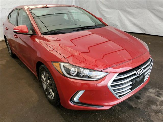 2017 Hyundai Elantra GL (Stk: I19921) in Thunder Bay - Image 1 of 14