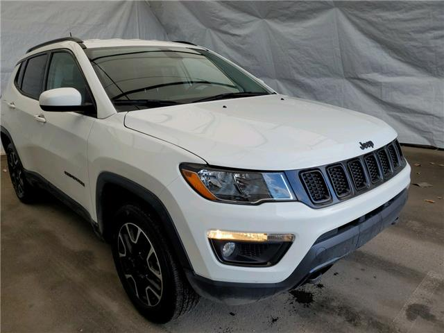 2019 Jeep Compass Sport (Stk: IU2097) in Thunder Bay - Image 1 of 15