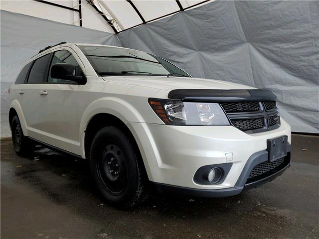2016 Dodge Journey SXT/Limited (Stk: U2129) in Thunder Bay - Image 1 of 15